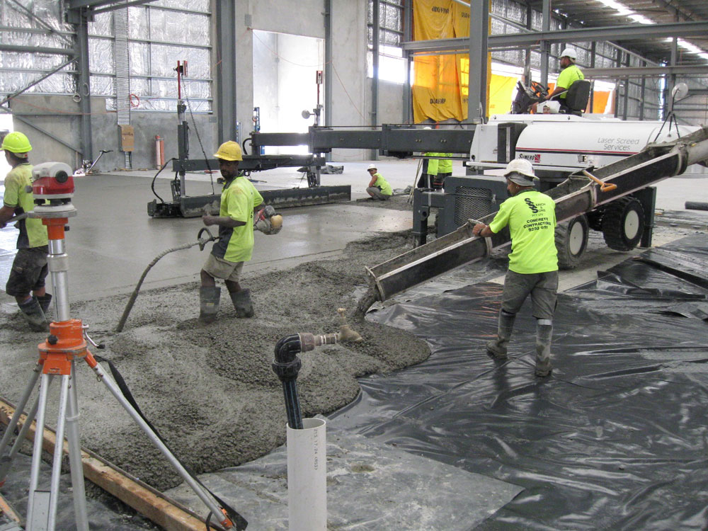 Concrete Services Perth